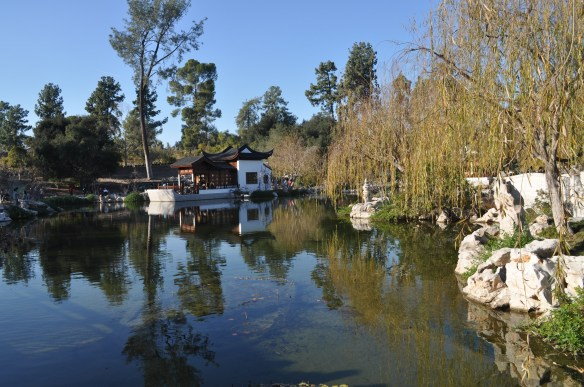 Part of the Chinese Garden