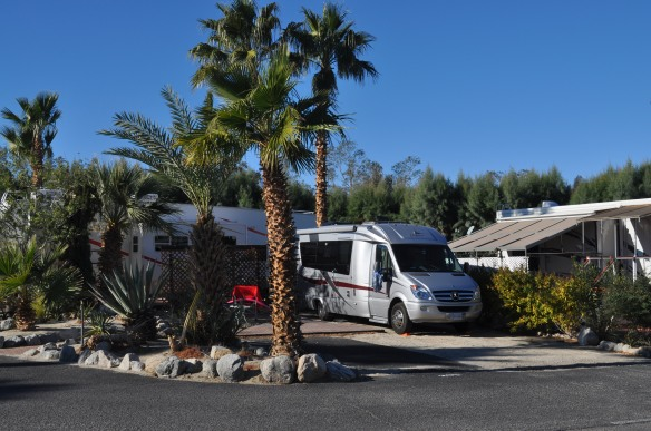 Our little Palm Springs home