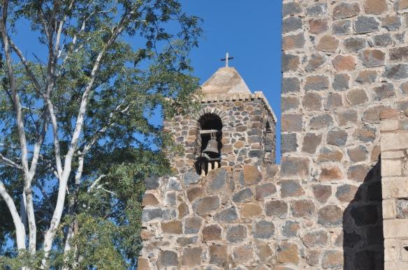 Original mission bell