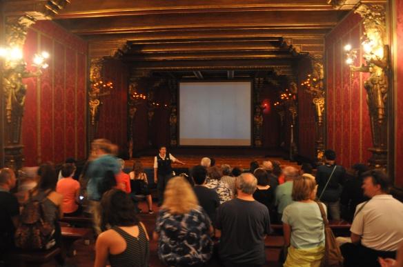 50 seat theatre